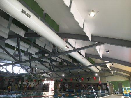 PVCPLUS ceiling panels water proof