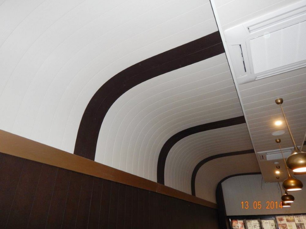 Thainamite - Curved Cladding